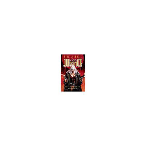 Neil Gaiman's Lady Justice 1 ( Neil Gaiman's Lady Justice) (Hardcover)