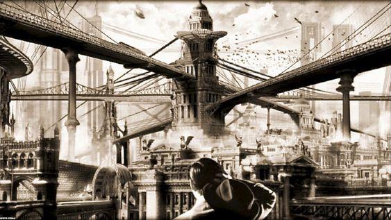 Miroir à partir de Raphaël Colson, Rétro-futur ! Demain s'est déjà produit (Éditions Les moutons électriques, 2012)