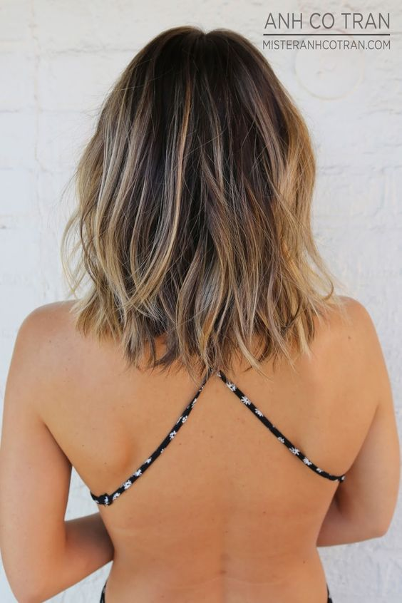 how to self cut hair short