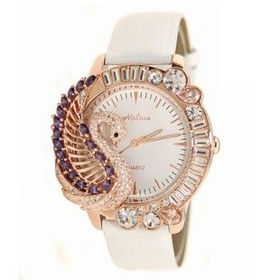 Watches For Women New Melissa Watches And Swarovski
