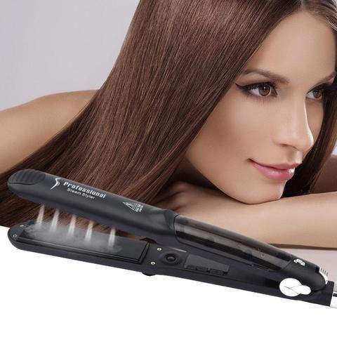 Haarglätter Glätteisen Haarglätteisen Haar Straightener Keramikplatten