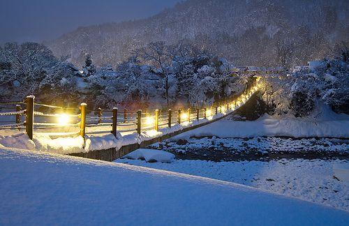Shirakawa-go, Gifu
