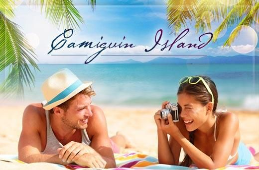3-Days/2-Nights Exotic Escapade to Camiguin with Island Tours, Breakfast, Transfers and More for P2799 instead of P5499