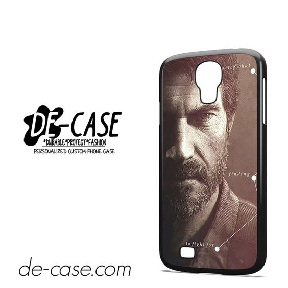 The Last Of Us Joel DEAL-10812 Samsung Phonecase Cover For Samsung Galaxy S4 / S4 Mini