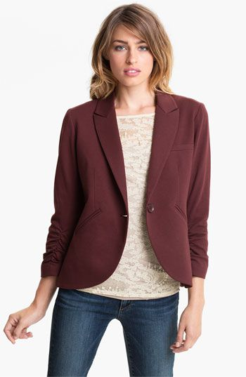 Gibson Equestrian Blazer available at #Nordstrom.....I want this for Christmas, size large, shoulders run small