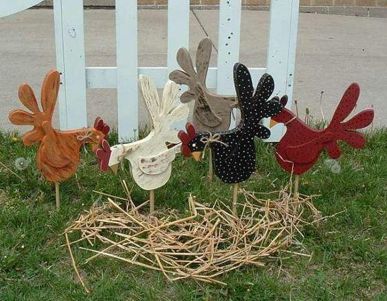Rooster Country Decor - Diseño De La Casa De Lujo