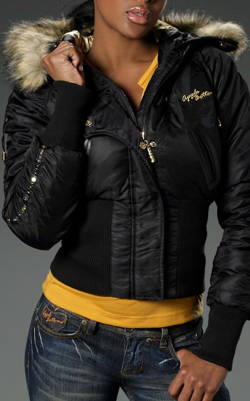 Baby Phat Jackets For Women Stuff To Buy Pinterest