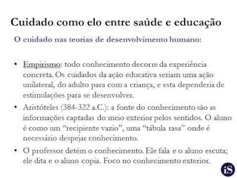 20   Saúde, Cuidar e Educar   Damaris Maranhão