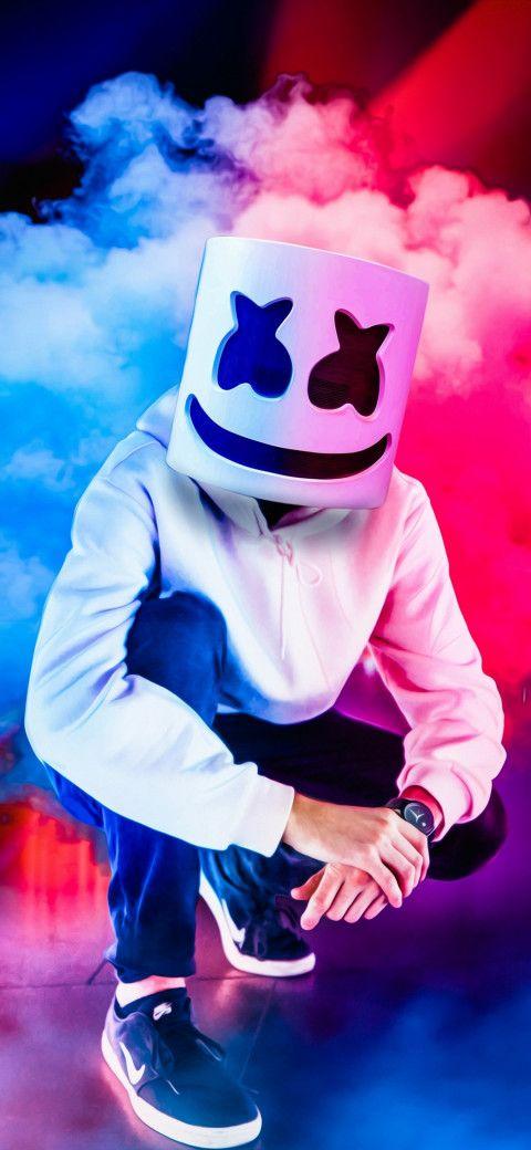 Anonymous Mask Man Wallpaper Hd 1080p 2 In 2020 Man Wallpaper Hd Dark Wallpapers Joker Hd Wallpaper