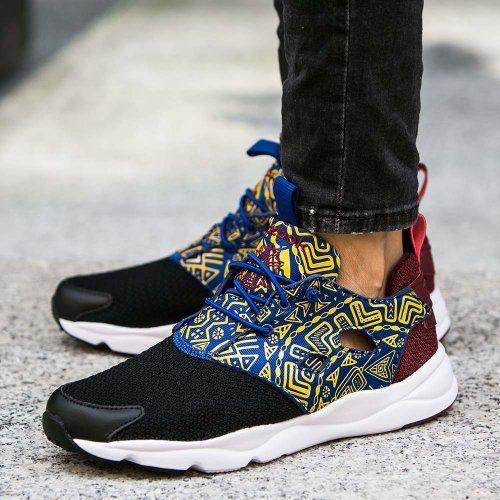 Rodzaj Obuwia Buty Sportowe Marka Reebok Przeznaczenie Lifestyle Sezon Kolekcja Lato 2016kolor Black White Mer Reebok Furylite Mens Fashion Shoes Sneakers