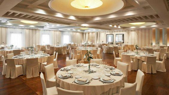 El restaurante de este lujoso hotel en Rioja es perfecto para celebrar su boda