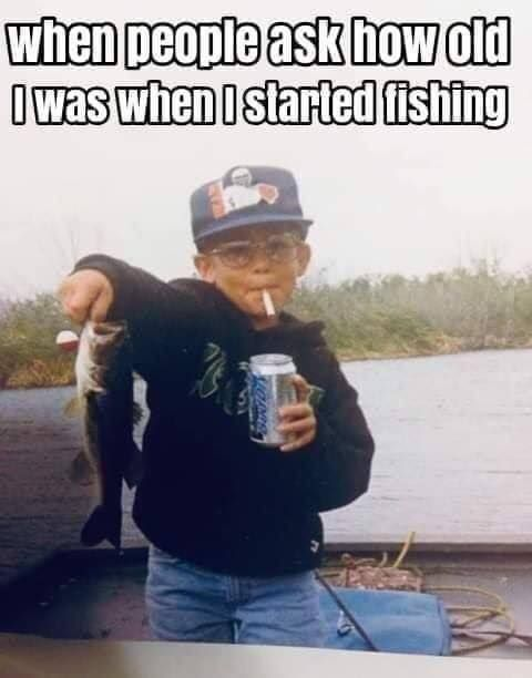 Beer And Fishing Memes