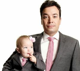 Leave it to Jimmy Fallon to perfectly sum up just how incredible — and exhausting! — it is to be a first-time parent. In an adorable video for People.com, the Tonight Show host dishes on life with 10-month-old daughter Winnie Rose (he mouth-breathes during diaper changes) and how...