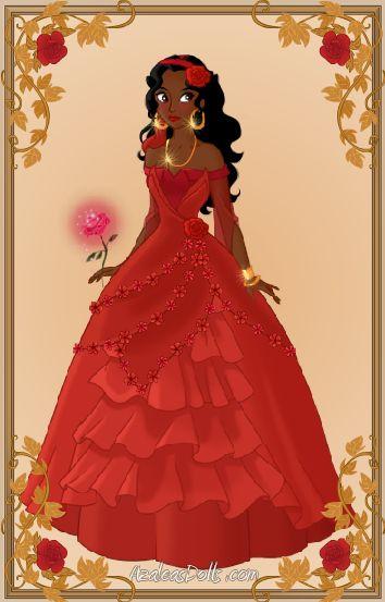 Azalea's Dolls, Heroine Creator.: