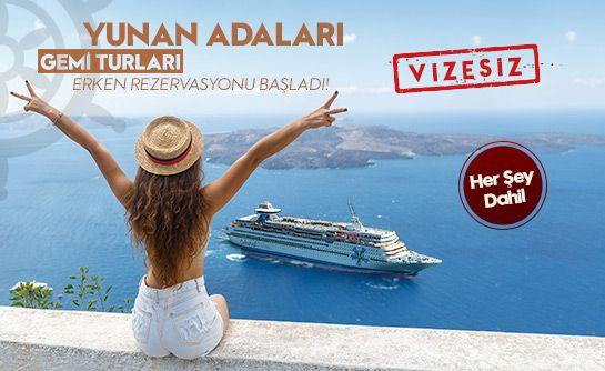 29 Ekim Yurt Disi Turlari Ve Ekonomik 29 Ekim Yurt Disi Turlari Jollytur Gemi Yunan Adalari Santorini