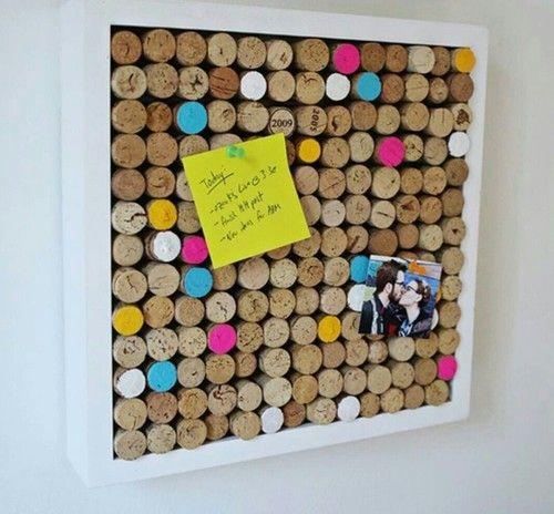 cork board project