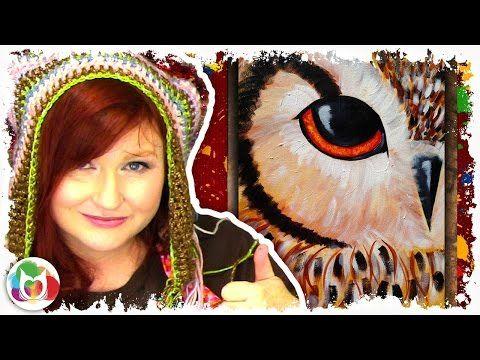 halloween owl youtube