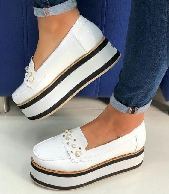 Perfect Fall Platform Shoes