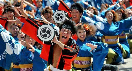 臺灣隊進軍 にっぽんど真ん中祭(Nippon Domannaka Matsuri)  http://taiwan.net.tw/m1.aspx?sNo=0019362 (圖片轉自網路)