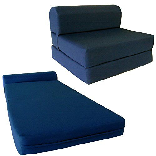 Furniture Navy Sleeper Chair Folding Foam Bed Best Offer Foam Sofa Foam Bed Sleeper Chair
