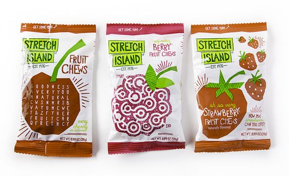 Stretch Island Fruit Co. // designed by Ptarmak