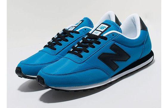 "New Balance 410 ""Blue/Black"""