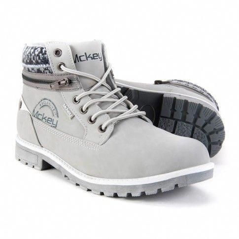 Trapery Damskie Mckey Tr316 Szary Timberlandbootoutfitswomens Boots Timberland Boots Womens Sneakers