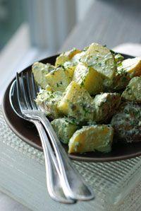FreshTartSteph Recipe: Green Goddess Potato Salad