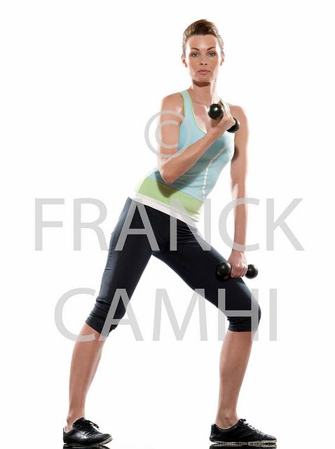 woman doing biceps workout on white isolated background     Get the body you want now! Free report on: How to gain rock solid muscle without the fat & experience insane:(Men's fitness, Men's workout[Men's exercise[weight lifting[exercise[workout[muscle growth & [gain muscle mass[Workout Tips[Muscle[muscle[muscle food[supplements[strength[bicep workout[chest workout[back workout[leg workout[pec workout).  www.musclextreme.net  http://musclextreme.net/
