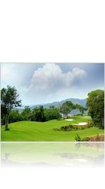 The golf course at #RedMountainGolfClubPhuket offers a stunning golf course layout in the mountains of Phuket. This course is one of most accessible to those staying on the poplar Patong and Karon beaches.