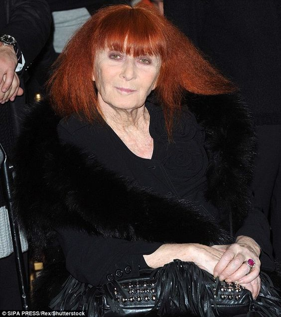 Her daughter Nathalie Rykiel confirmed that she died at 5am this morning at her…