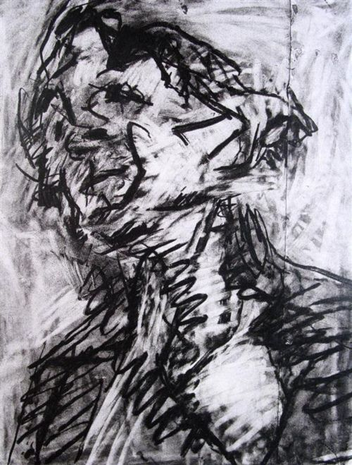 awesome gesture drawing example by auerbach