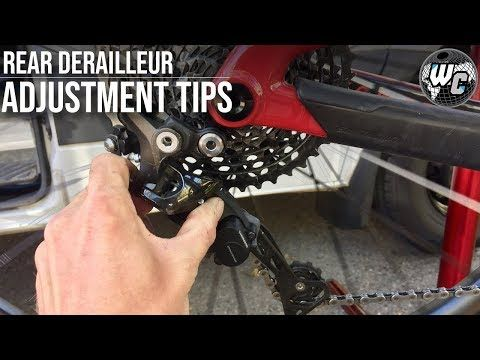 Being Out On The Trail With Your Derailleur Not Shifting Through