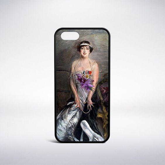 Giovanni Boldini - Madame Michelham Phone Case