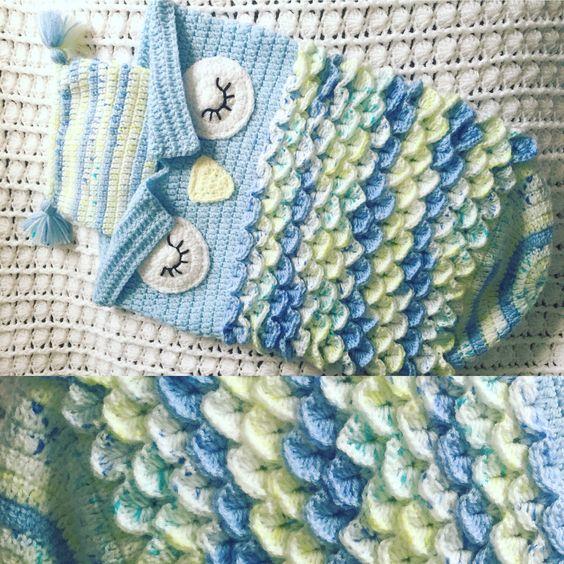 Crochet Patterns Using Variegated Yarn : crochet crochet gems crochet owl patterns variegated variegated yarn ...