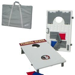 Tailgate Toss 2.0 with Florida State and Seminole Head