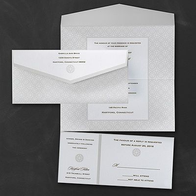 A Grand Event - Seal 'n Send    |  40% OFF  |  http://mediaplus.carlsoncraft.com/Wedding/Wedding-Invitations/WA-WAMD4694-A-Grand-Event--Seal-n-Send.pro