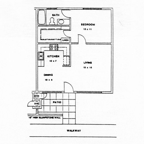 One Story Garage Apartment Floor Plans - 28 images - 192 Best ...