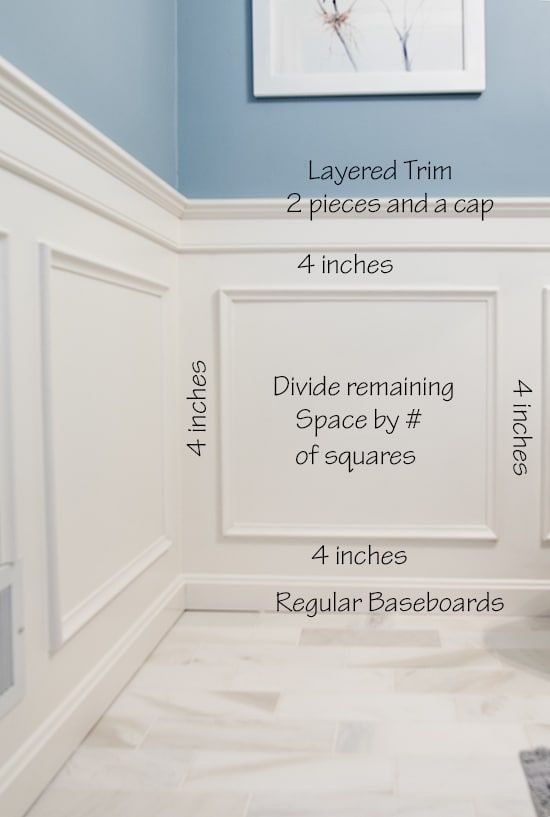 How To Install Wainscoting Install Wainscoting Installing Wainscoting Wainscoting Styles Dining Room Wainscoting