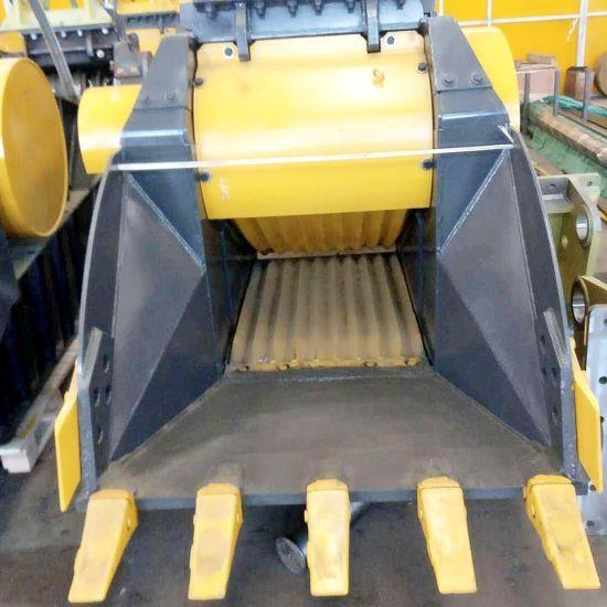 Construction Machinery Parts Excavator Screening Bucket Crusher Sieve
