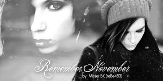 Remember November