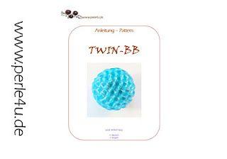 Twin BB de Perle4u. Free! So original beads