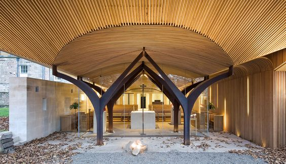 Gallery - Chapel of St Albert the Great / Simpson & Brown - 11