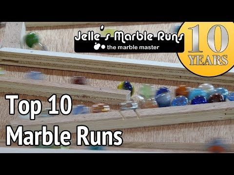 Marble Run Top 10 Most Insane Marble Runs Asmr Video Youtube Asmr Video Marble Machine Youtube