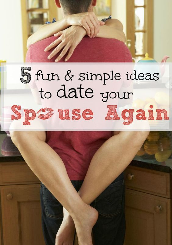 how to start dating your husband or wife again How to fall in love with your spouse all over again:  she and her husband gazed at each other adoringly and  compliment your wife's problem-solving abilities.