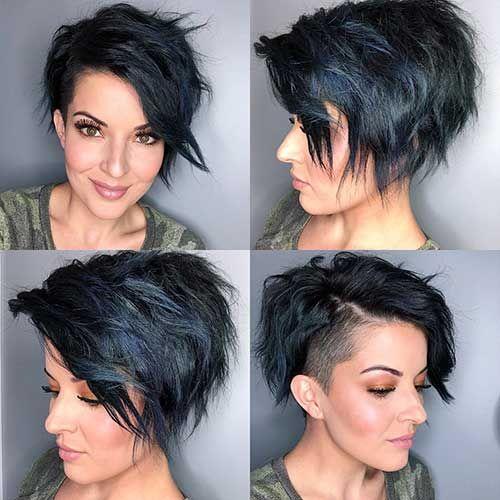Pin Auf Haar