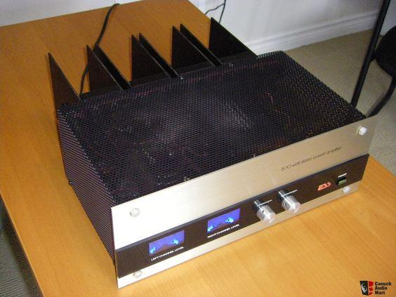 ess 500 power amp - Google Search