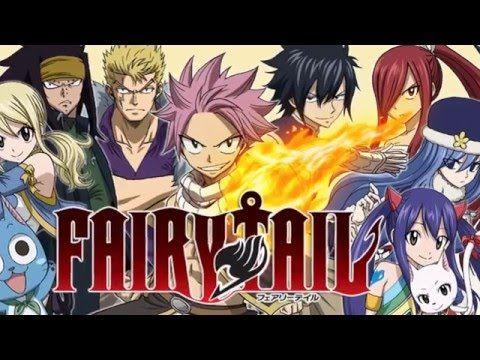 fairy tail 132 sub ita