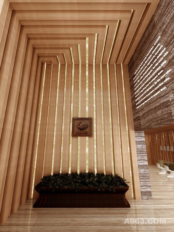 hotel lobby ceiling & light renovation ideas - Hotel lobby Ceilings and Lobbies on Pinterest