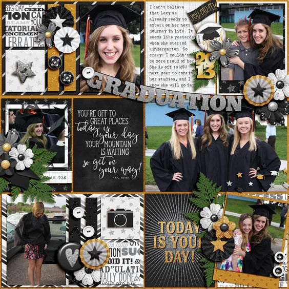 Graduation - Sweet Shoppe Gallery Leaving the Nest: Graduation Day Collection http://www.sweetshoppedesigns.com/sweetshoppe/product.php?productid=34302&cat=821&page=1 by Traci Reed Beach House 2 by Miss Mel